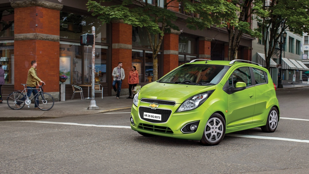 A dazzling look makes the 2016 Chevrolet Beat the most stylish car on the road.