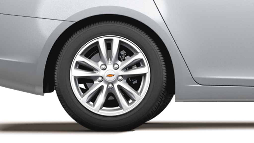 Premium alloy wheels take drives to the next level.