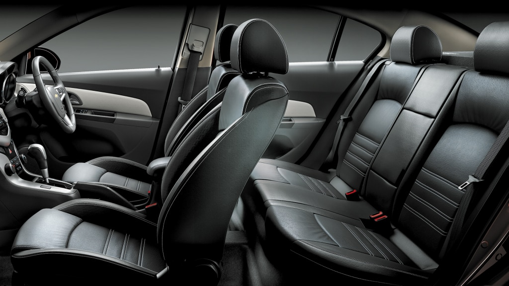 Chevrolet Cruze Sedan Interior Picture Gallery | Chevrolet ...