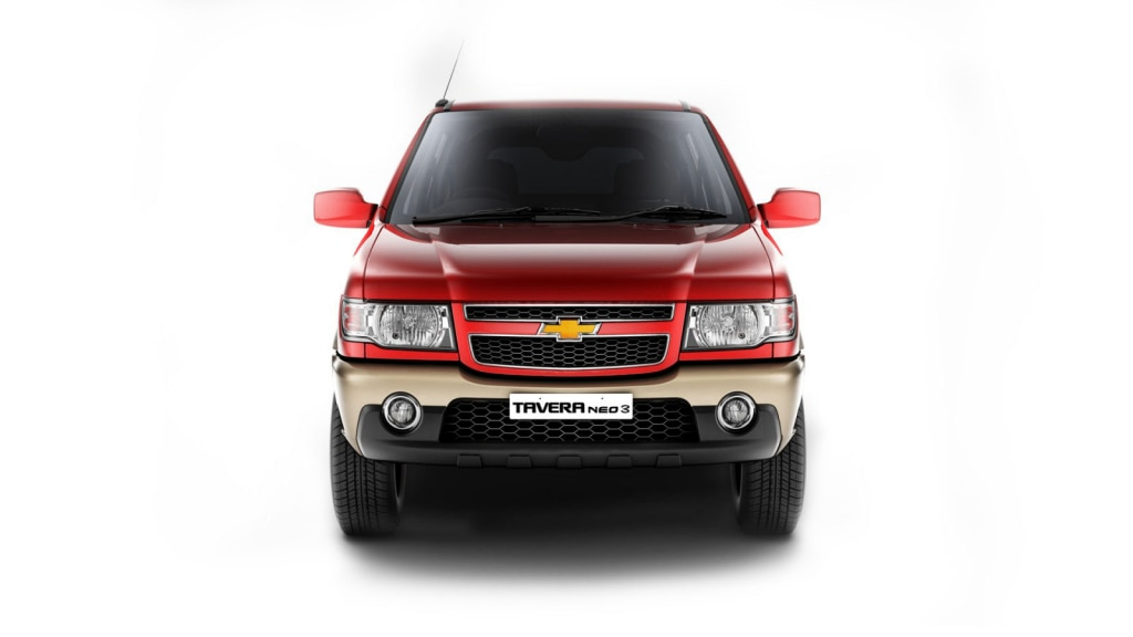 Chevrolet Tavera Neo 3 Exterior Pictures Gallery ...