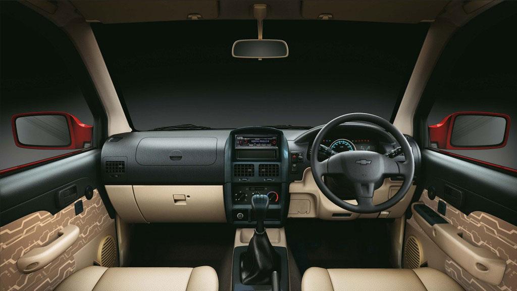 Chevrolet Tavera Neo 3 Interior Photo Gallery Chevrolet India