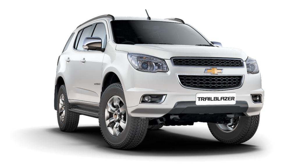 Chevy Suv Models >> Chevrolet Trailblazer Colors | Chevrolet India