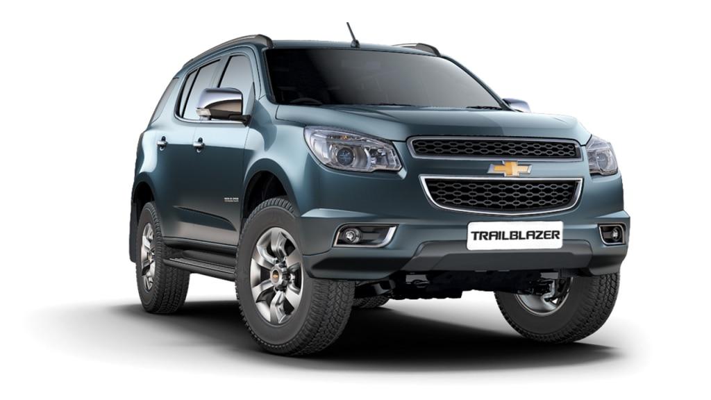 Chevrolet Trailblazer Colors | Chevrolet India