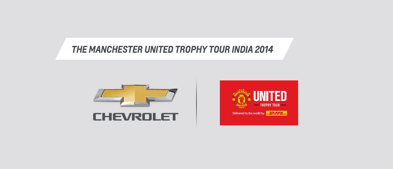 Chevrolet Manchester United Partnership in India