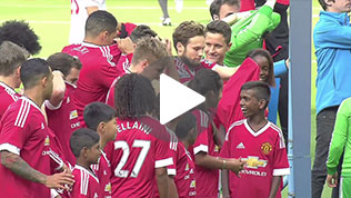 Manchester United: Starting XI Contest | Chevrolet FC
