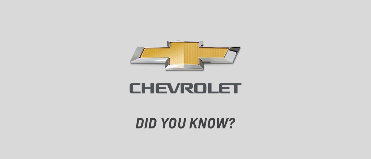 Chevrolet Facts