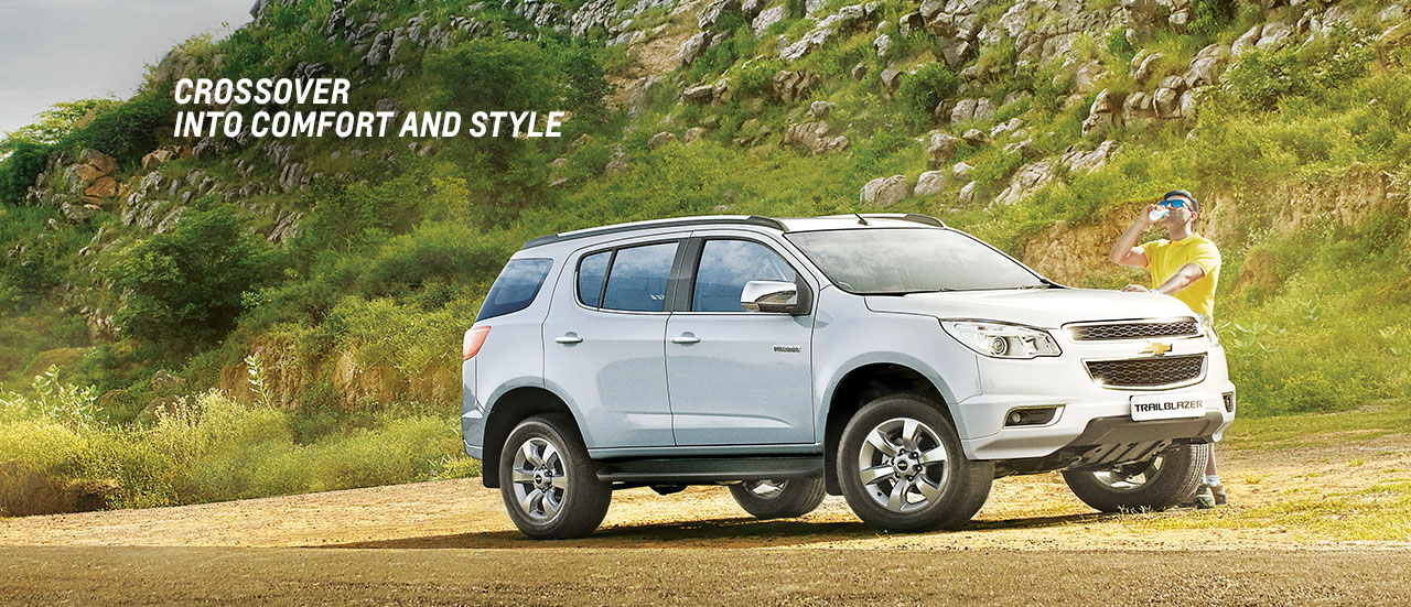 Chevrolet India SUVs: Crossover into comfort and style