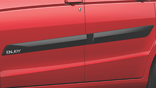 Chevrolet Enjoy MPV Accessories Body Side Molding