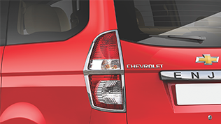 Chevrolet Enjoy MPV Accessories Tail Lamp Garnish