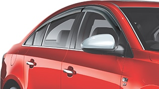 Chevrolet Enjoy MPV Accessories Roof Rails