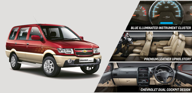 Chevrolet Tavera Neo MUV Cars in India | Chevrolet India