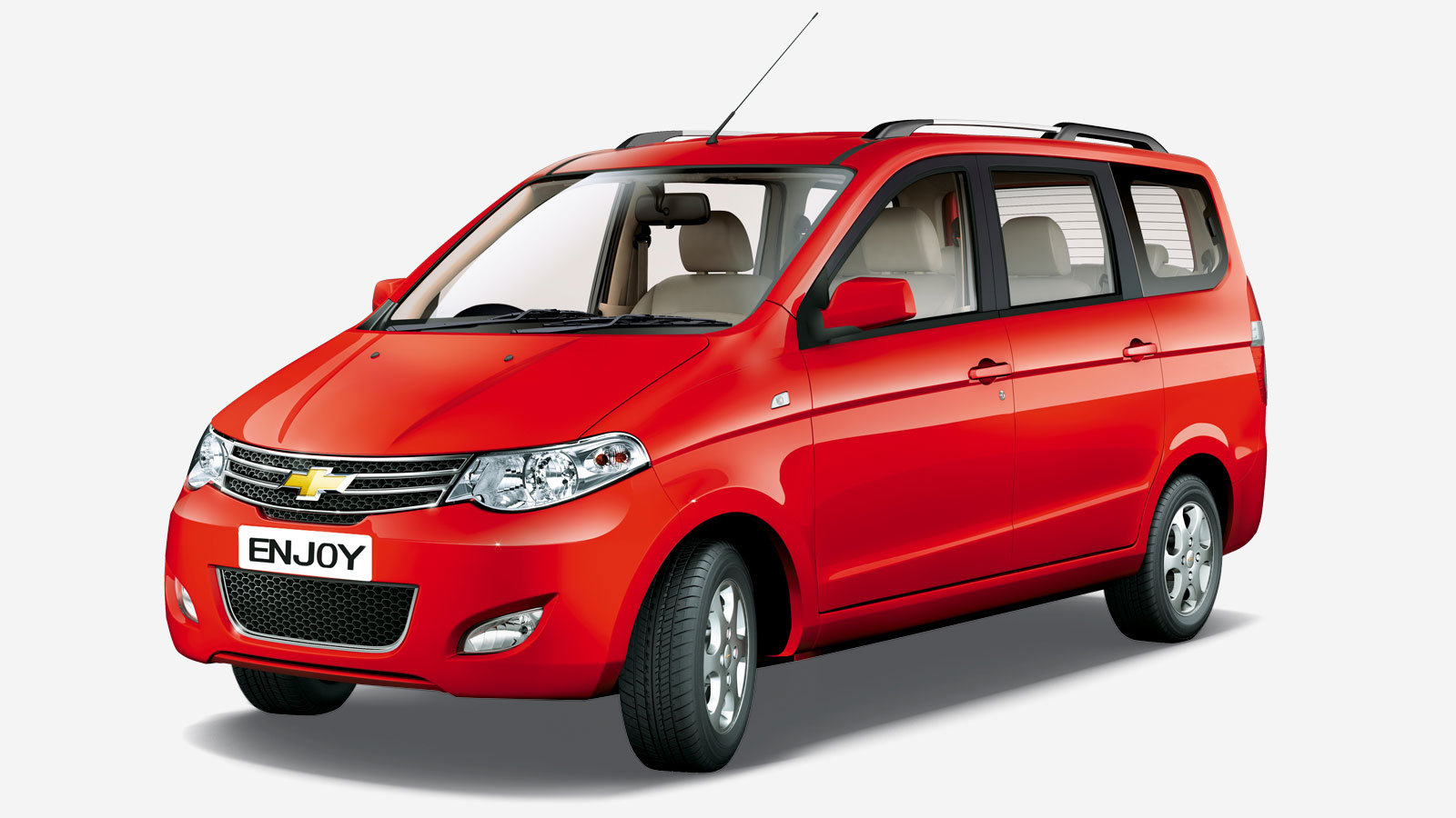 Chevrolet Enjoy MPV Exterior Picture Gallery | Chevrolet India