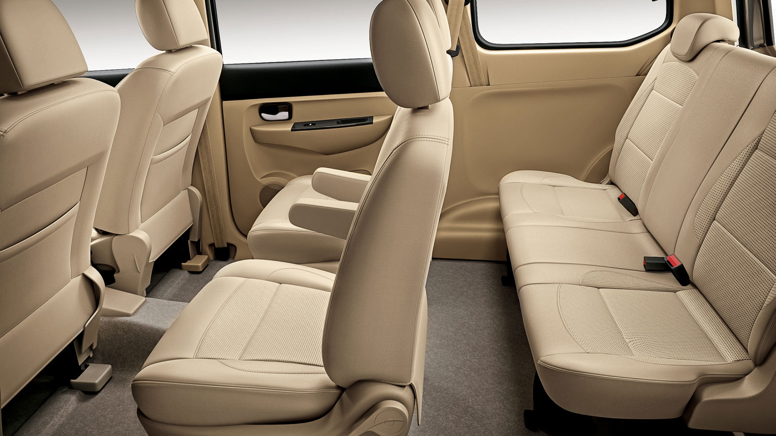 Chevrolet enjoy mpv interior photo gallery chevrolet india for Interior images