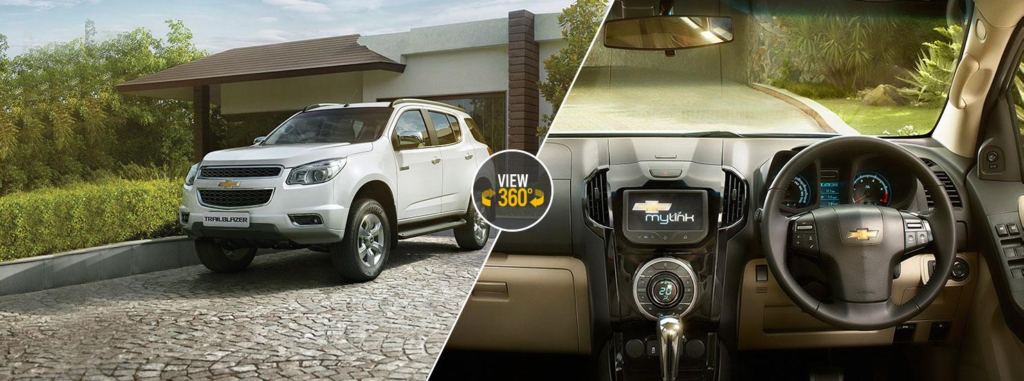 Chevrolet Trailblazer SUV: Price, Specs & Features   Chevrolet India
