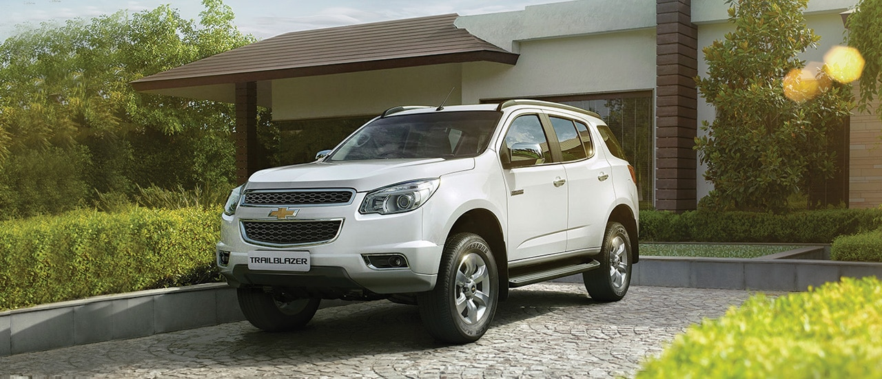 Chevy Parts Dealer >> Chevrolet Trailblazer SUV: Price, Specs & Features | Chevrolet India