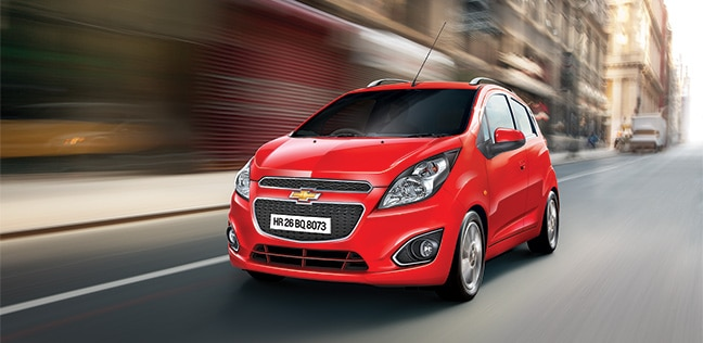 Chevrolet Beat Design and Features
