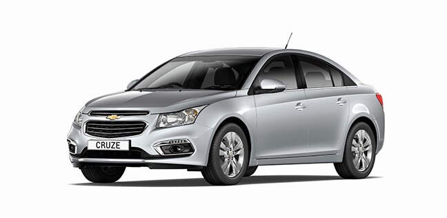 Chevrolet Cruze 2017 Powerful Diesel Engine Sedan