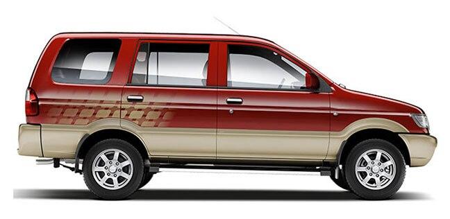 2017 Chevrolet Tavera BS-IV MUV Car in India | Chevrolet India
